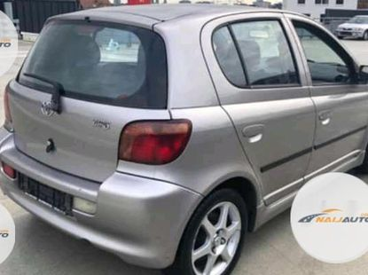 2002 Toyota Yaris for sale in Lagos