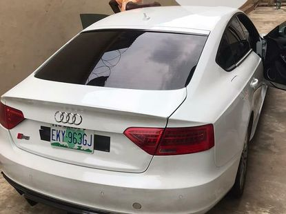 2013 Audi S5 for sale