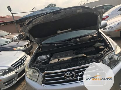 2009 Toyota Highlander for sale in Lagos