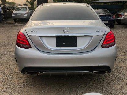 Mercedes-Benz C300 2016 ₦11,000,000 for sale