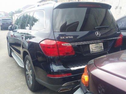 Mercedes-Benz GL-Class 2014 ₦16,500,000 for sale