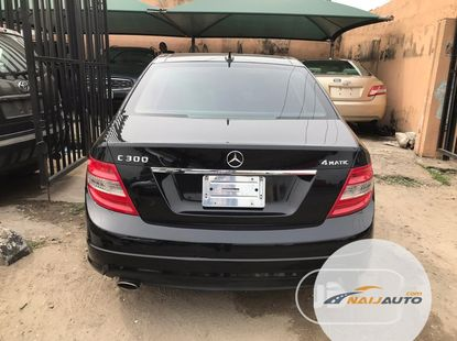 2010 Mercedes-Benz C300 for sale in Surulere