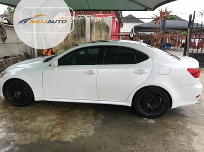 Lexus IS 2007 ₦4,100,000 for sale
