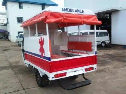 Innoson IVM 1100 first Keke Napep Ambulance & Innoson Motors price of all Innoson cars