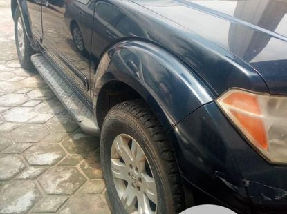 2007 Nissan Pathfinder for sale