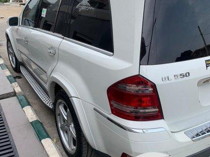 Mercedes-Benz GL-Class 2008
