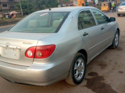 2004 Toyota Corolla for sale in Sagamu