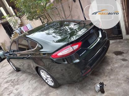 2016 Ford Fusion for sale in Ikeja