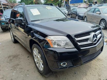 Foreign used 2012 Mercedes benz glk350