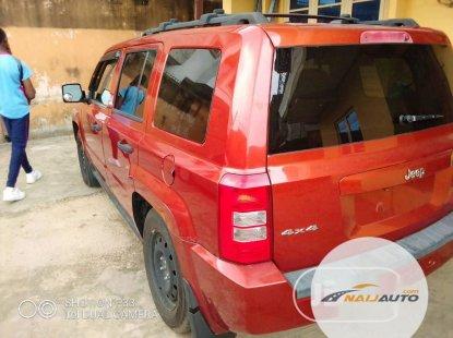 Jeep Patriot 2009 ₦2,200,000 for sale
