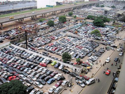 Car parking fees and where to park in Lagos