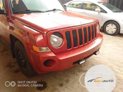2009 Jeep Patriot for sale in Lagos