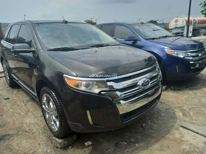 Foreign used 2012 Ford Edge