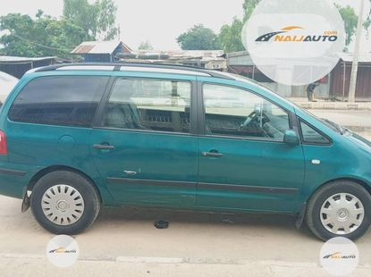Ford Galaxy 2002 ₦1,600,000 for sale