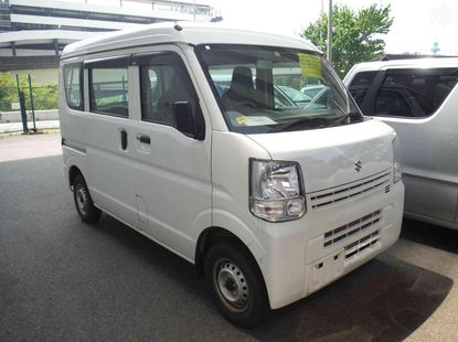Suzuki EV 2010