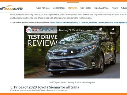How videos can help you sell your car faster online?