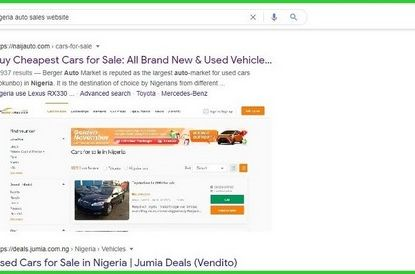 How to use Google to generate leads for your online car sales?