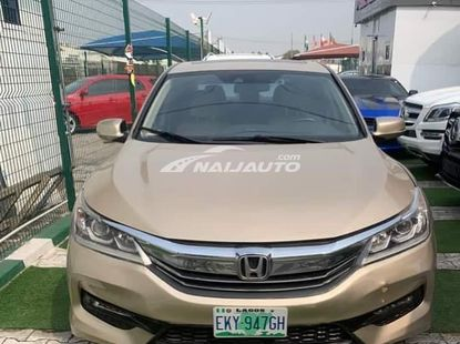Nigeria used Honda Accord full option for sale