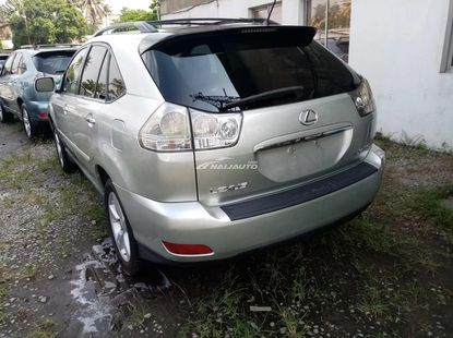 Foreign used 2007 lexus rx350 for sale