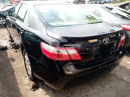 Foreign used 2098 Toyota Camry