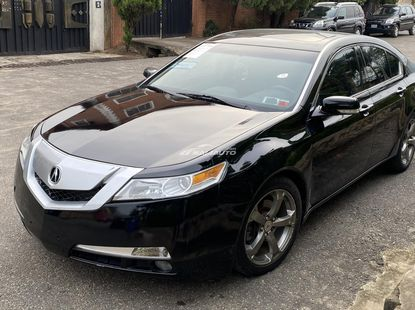 ACURA TL 2010 TECHNOLOGY PACKAGE