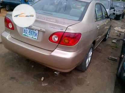 2005 Toyota Corolla for sale in Port Harcourt