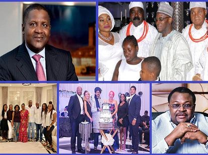 Richest families in Nigeria (net worth, cars, income source, and other info)