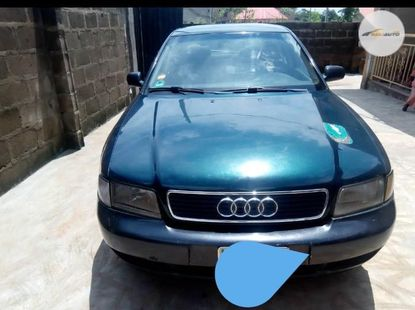 Audi A4 1997 ₦600,000 for sale