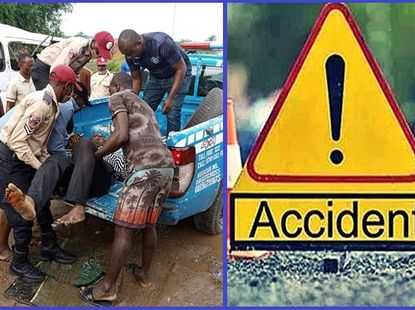 2 confirmed dead after Toyota HiAce bus and a truck collided in Osun State