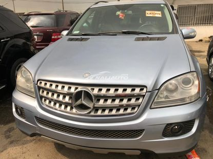 Foreign Used Mercedes Benz ML350 2006 Model