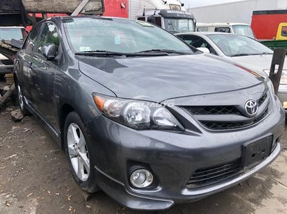 Foreign Used Toyota Corolla Sport 2013 Model