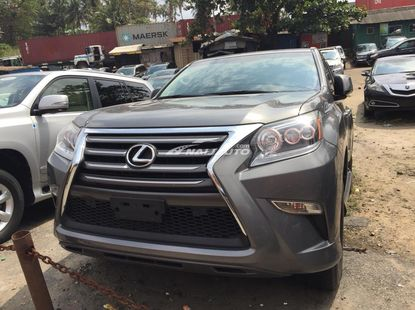 Foreign Used Lexus GX 460 2014 Model.