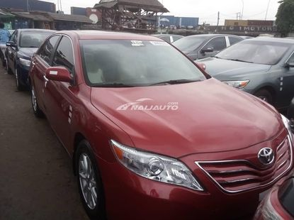 Foreign Used Toyota Camry 2008 Model full option