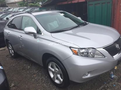 Foreign Used Lexus RX 350 2011 Model