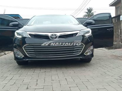 Foreign Used Toyota Avalon 2016 Model