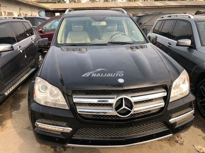 Foreign Used Mercedes Benz GL450 2010 Model