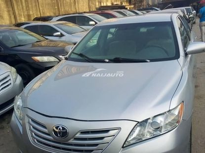 Foreign Used Toyota Camry 2008 Model LE