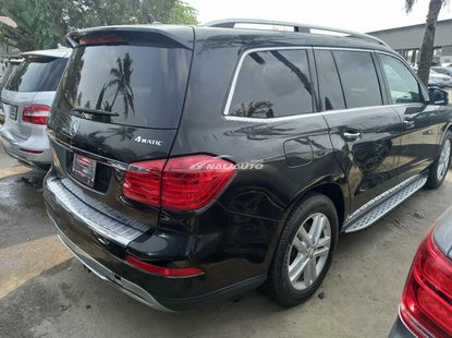 Foreign used 2014 Mercedes benz gl450