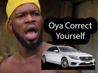 11 car vocabularies Nigerians always use wrongly; we learn everyday