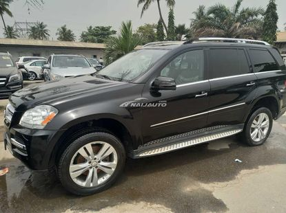 Foreign used 2008 Mercedes benz gl450