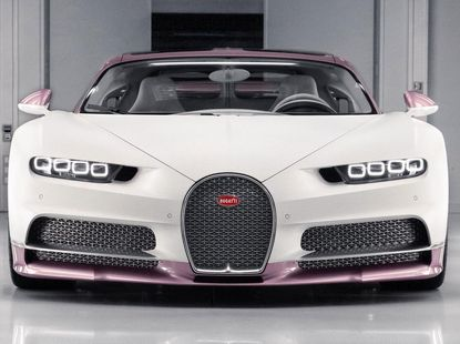 """Guys you need to see this latest customized Bugatti Chiron, code named """"ALICE"""""""