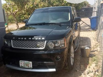 2008 Rover Land for sale