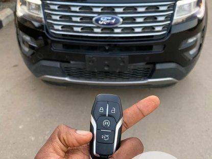 Ford Explorer 2018 ₦14,500,000 for sale