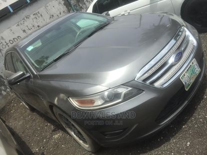 2011 Ford Taurus for sale
