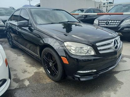 Foreign used 2009 Mercedes-Benz C350