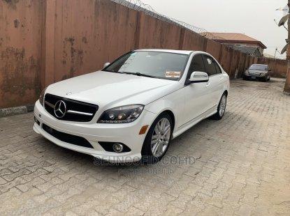 Mercedes-Benz C300 2010 ₦4,950,000 for sale