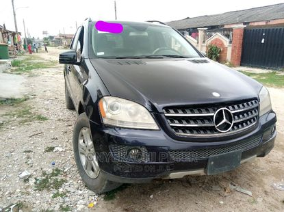 2005 Mercedes-Benz M-Class for sale in Lagos