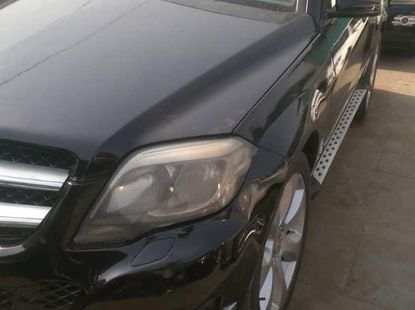 2012 Mercedes-Benz GLK-Class for sale in Ikorodu