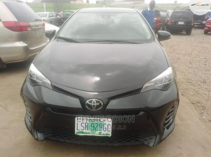 2019 Toyota Corolla for sale in Lagos