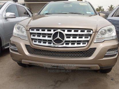 Mercedes-Benz M-Class 2010 ₦7,000,000 for sale